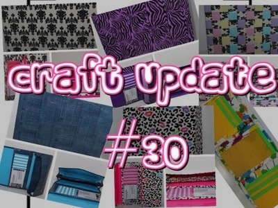 Duct Tape Craft Update #30