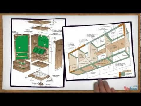 How To Build A Bed Frame - Plans, Blueprints, Instructions, Diagrams And More