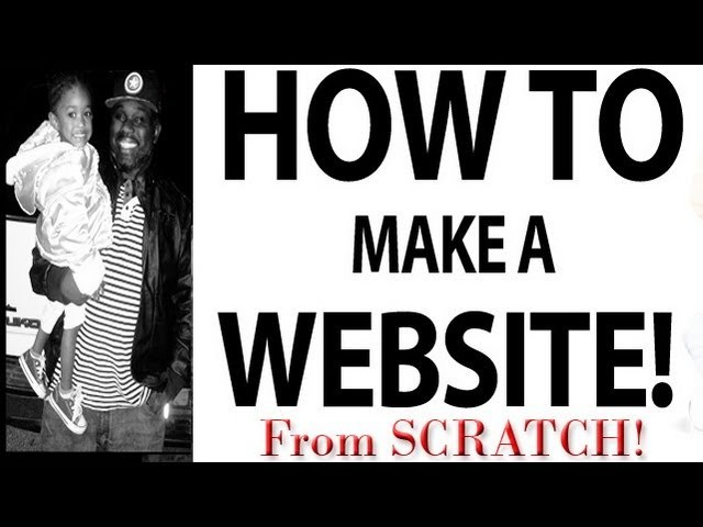 How to Build.Design.Make A WordPress Website from scratch! Part 1
