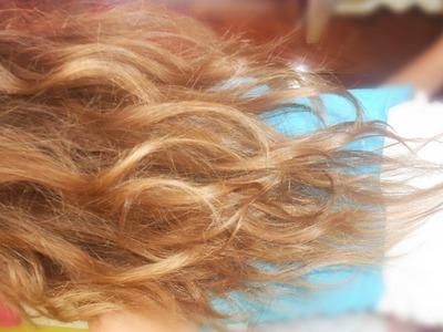 How to lighten up your hair NATURALLY