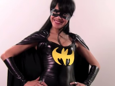 How to Make a Batgirl Costume