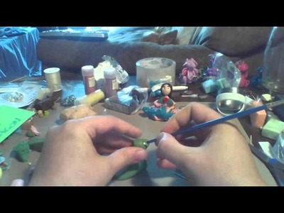 How to Make a Dragon from Polymer Clay