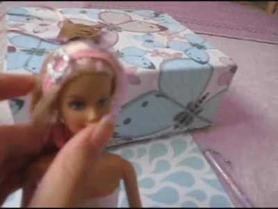How to make a headband for barbies