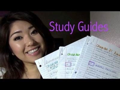 ★ How to Make The BEST STUDY GUIDE ★