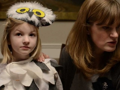 How to make the owl costume from Clara Tale