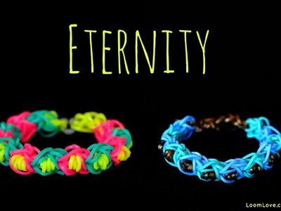 How to Make the Rainbow Loom Eternity Bracelet