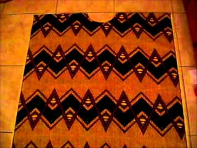 How to Sew a Traditional Afrikan Kaftan Dress