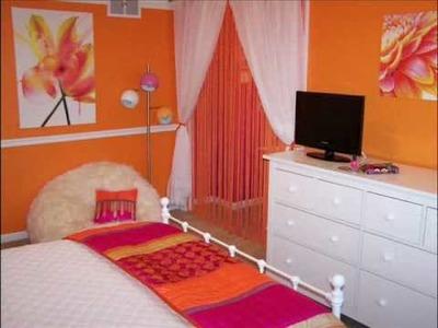 Teen Decorating Ideas - Kids Room 4.wmv