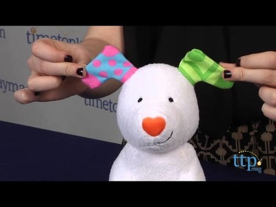 The Snowman and The Snowdog Plush Snowdog from Kids Preferred