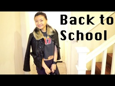 Back to School Outfits: Winter to Spring 2013 Fashion Style Lookbook
