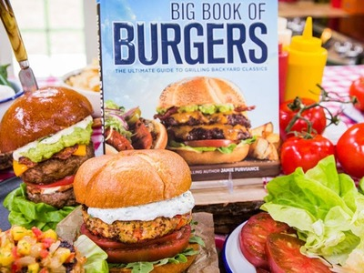 Home & Family - How to Grill the Perfect Burger with Chef Jamie Purviance