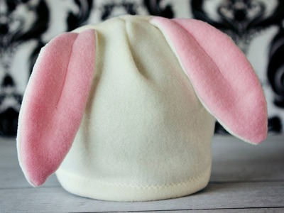 How to make a hat with bunny ears