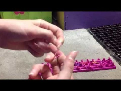 How to make a ladder bracelet without the rainbow loom!