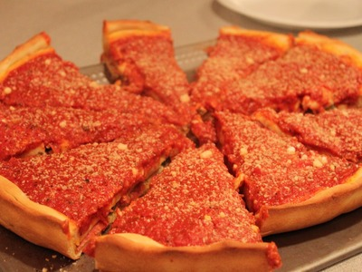 How To Make Chicago Style Pizza at Home