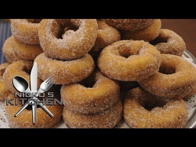 HOW TO MAKE DONUTS - VIDEO RECIPE