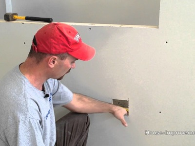 How To Patch Drywall