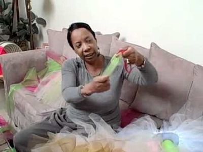 Learn How to Make Tutu Skirts