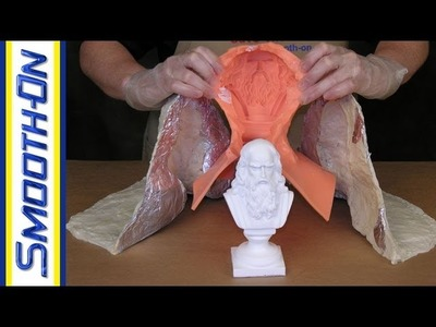 Mold Making Tutorial: How to Make a Support Shell for a Silicone Brush-On Mold