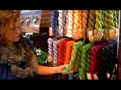 New yarns from Paradise Fibers for Fall