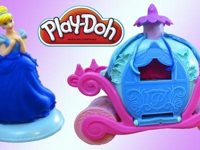 Play-Doh Disney Princess Cinderella Magical Carriage