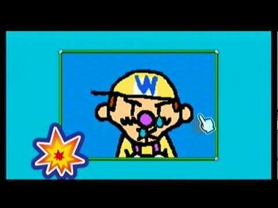 WarioWare D.I.Y. - Wario Man - Game Blender