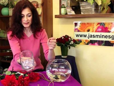 Wedding Flower Ideas : Wedding Centerpiece Flower Arrangements