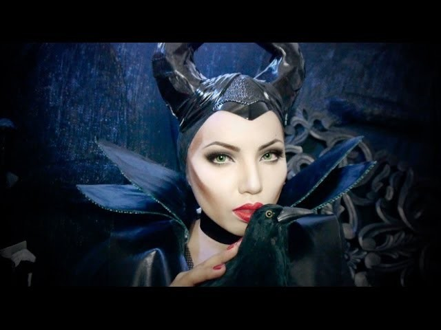Disney's Maleficent Makeup Tutorial
