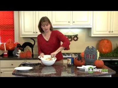 Halloween Treats - How to Make Crunchy Spiders