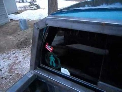 How to build a headache  rack for a dodge  part #1