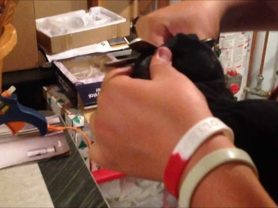 How to Make a Cheap Pyro System Glove | V1.0