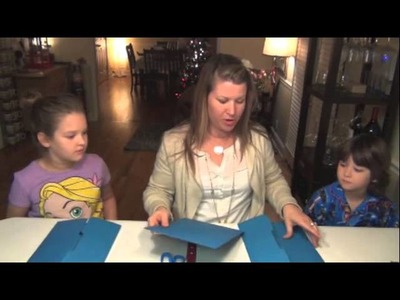 How To Make a Disney Cruise Lapbook