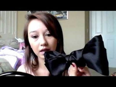 How To Make A Homemade Bow