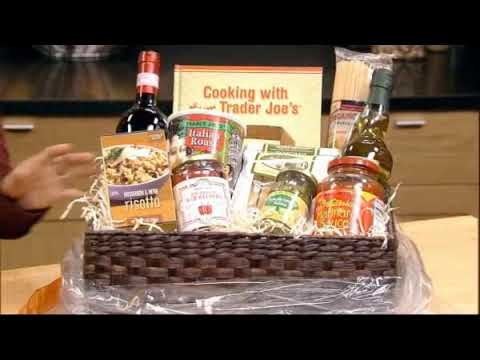 How to Make a Trader Joe's Gift Basket Anyone Would Love!