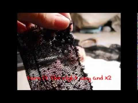How to make AWESOME lace gloves!