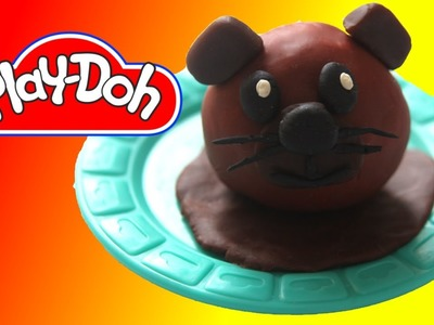 How to make Puppy Cake out of Play Doh