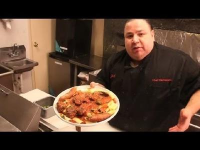 How to Make Real Italian Spaghetti Gravy : Italian Dishes