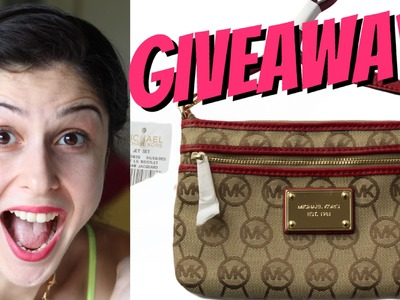 Michael Kors GIVEAWAY + Confidential Couture Review !!! (Closed)