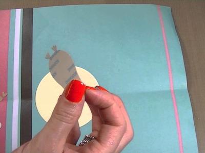 Micro Fine Glitter Tutorial Part 2- Techniques 2 & 3