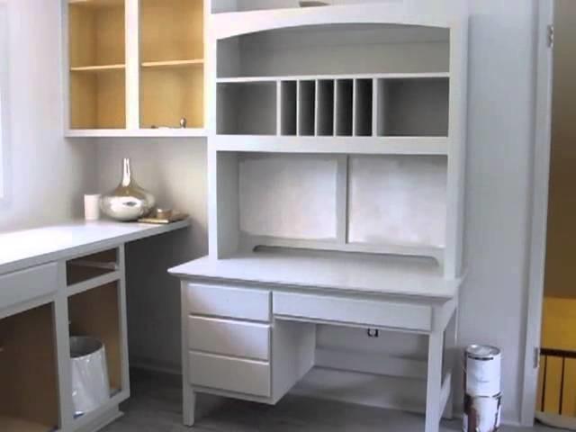 Office.Craft Room Revamp Video Update #3
