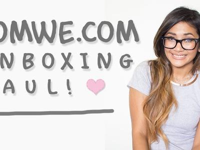 Romwe Haul Pt 1 - Unboxing!