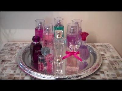 Room Decor ~ Perfume Trays for $1