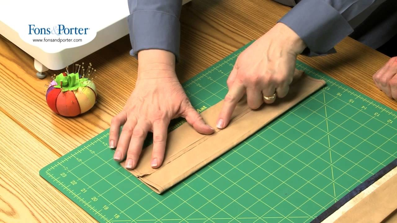 Sew Easy Lesson: How to Add a Hanging Sleeve to your Quilt