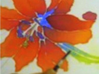 Silk Painting Tutorial