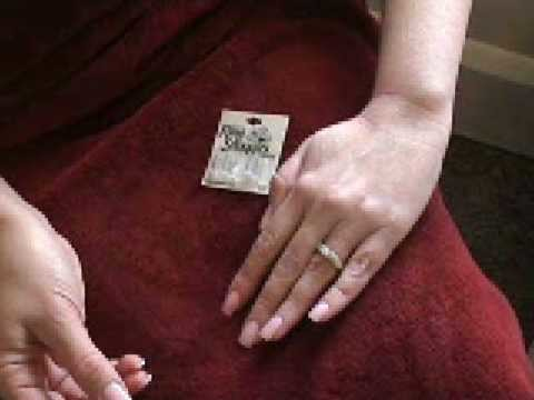 Snuggie - Ring Snuggies - For a Fit Without the Slip
