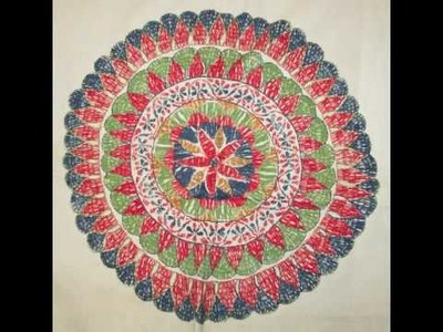 The Quilts of India: Culture and Context