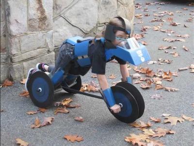 Transformer Halloween Costume 2012