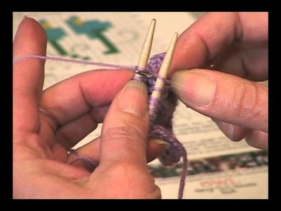 3-Needle Crochet-Style Bind-off for Hexapuffs