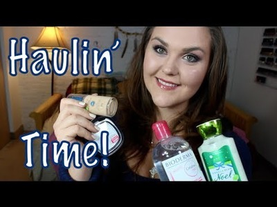 Collective Haul!! Covergirl, Target, Bath and Body Works and MORE!