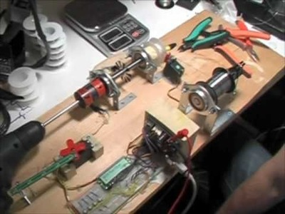 Controlling a Hand Drill with Arduino to Spool Solder