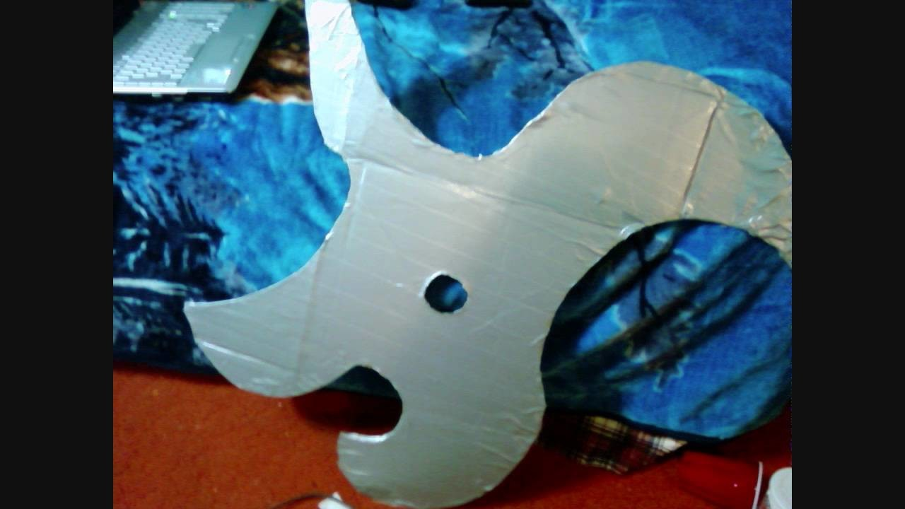 Cosplay Tutourial How to Make Sage Naruto Cosplay Part 1